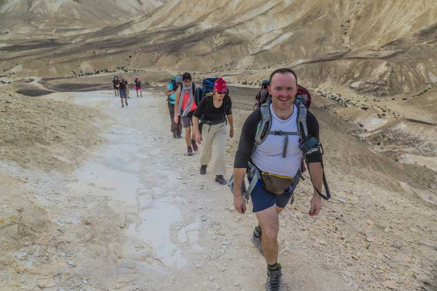 Wild-Trails Negev Highland Trail - Self-Guided 4-Day Hiking in Israel