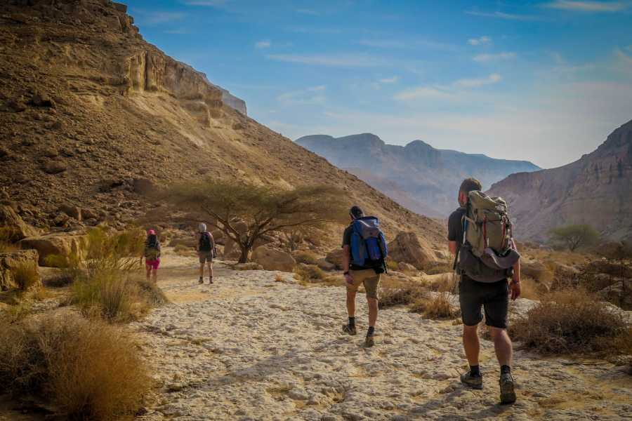 Wild-Trails Negev Highland Trail - Self-Guided 2-Day Hiking in Israel
