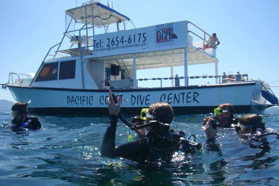 Krain Concierges PADI Certified SCUBA Diving Activity