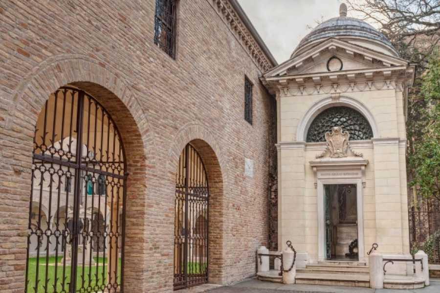 Ravenna Incoming Convention & Visitors Bureau ROMANTIC RAVENNA - SPECIAL VALENTINE'S DAY