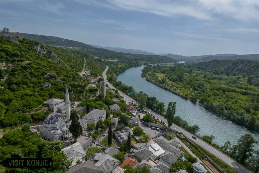 Visit Konjic Herzegovina tour