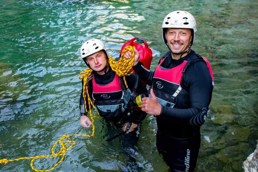 Visit Konjic Challenge yourself - Canyoning tour