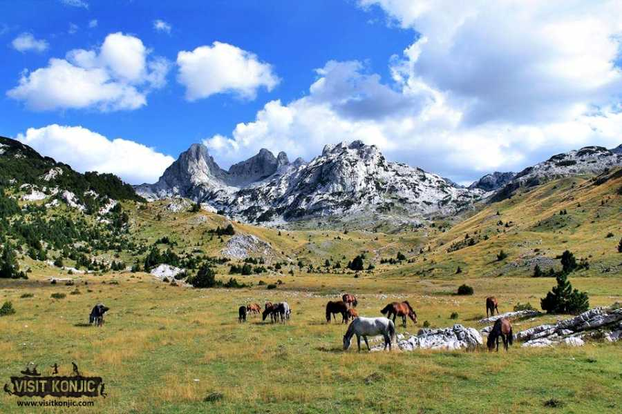 Visit Konjic Hiking Prenj mountain - Zelena glava