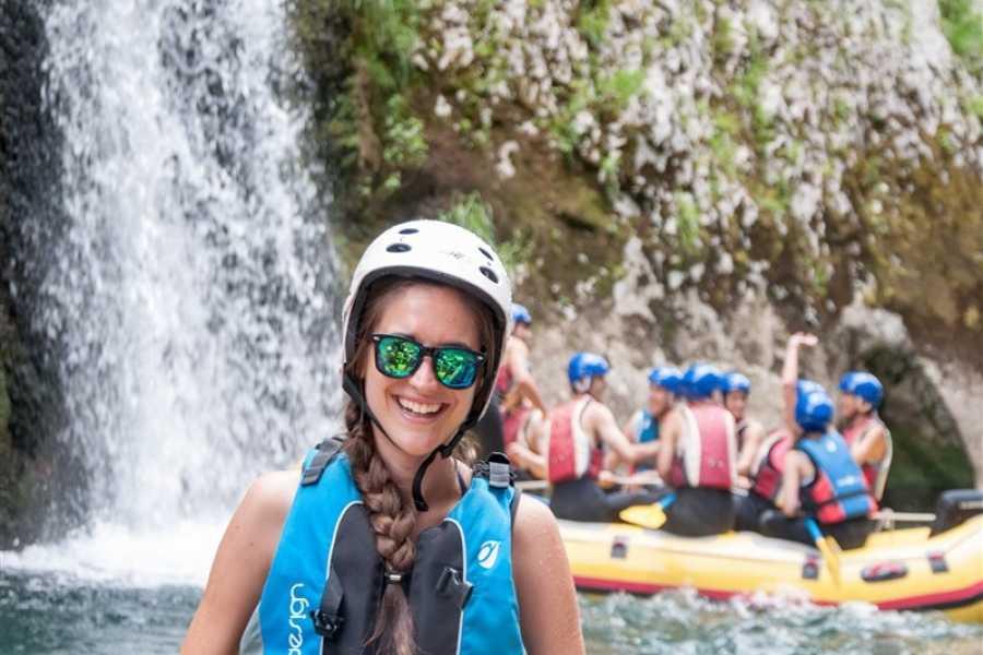 Visit Konjic Mini rafting tour on the Neretva river