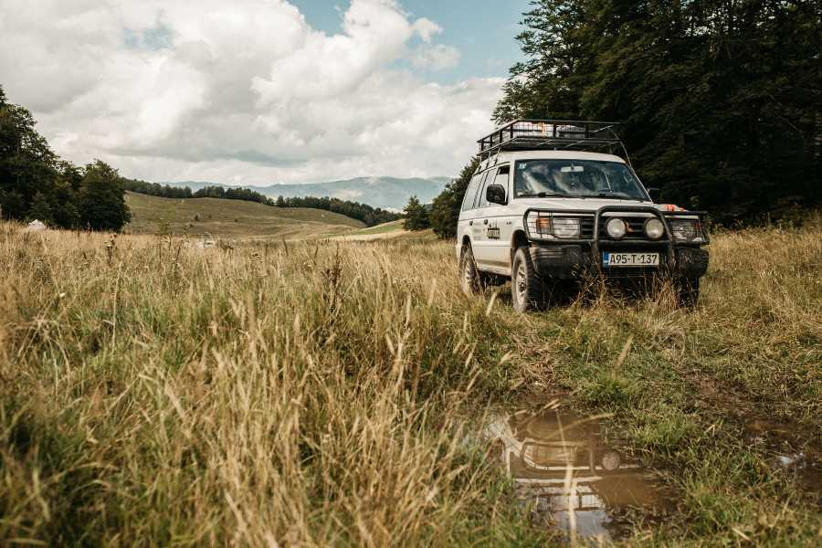 Visit Konjic Bitovinja jeep tour
