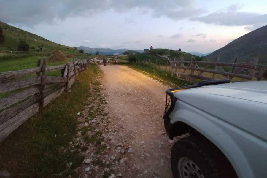 Visit Konjic Lukomir jeep tour
