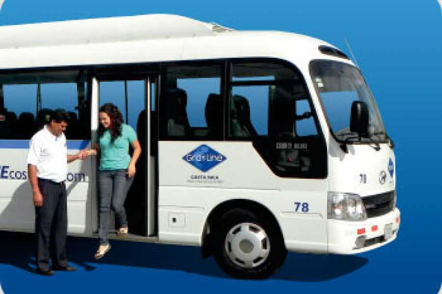 Uvita Information Center Gray Line Shuttle & Transfers arround Costa Rica
