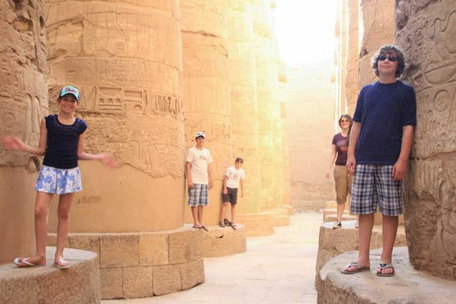 Marsa alam tours Luxor and Dendera and Abydos from Hurghada
