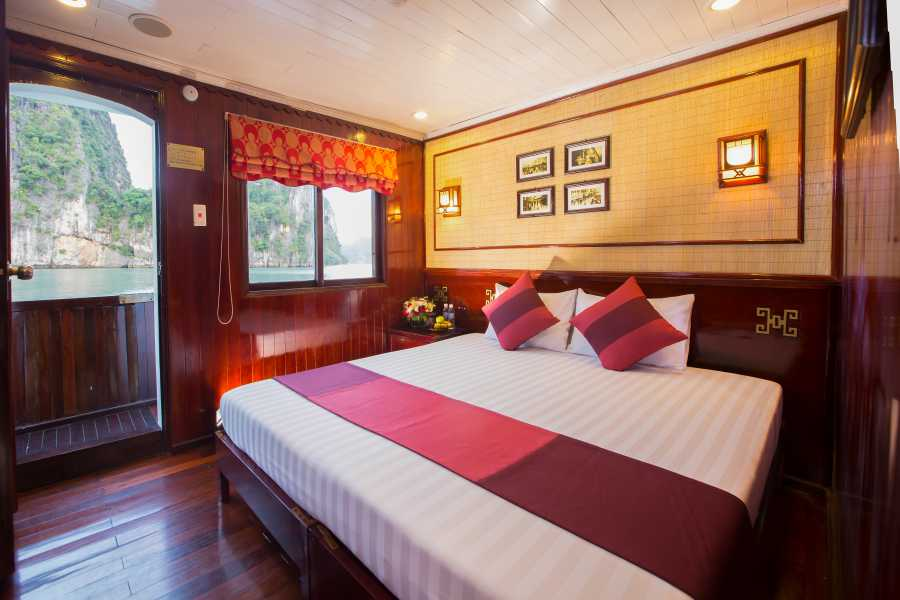 Friends Travel Vietnam Swan Cruise | Halong Bay 2D1N