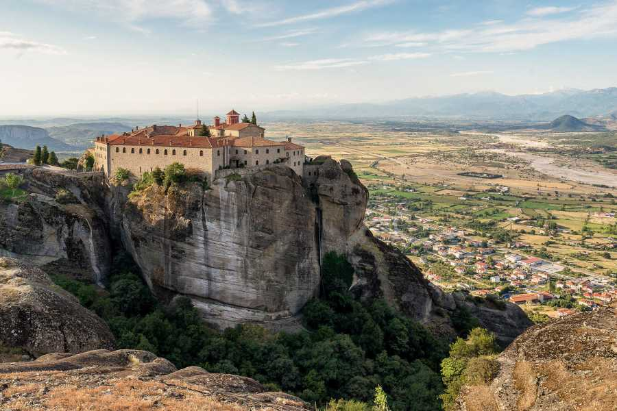 Visit Meteora Private Golden Sunrise Meteora Photo Tour