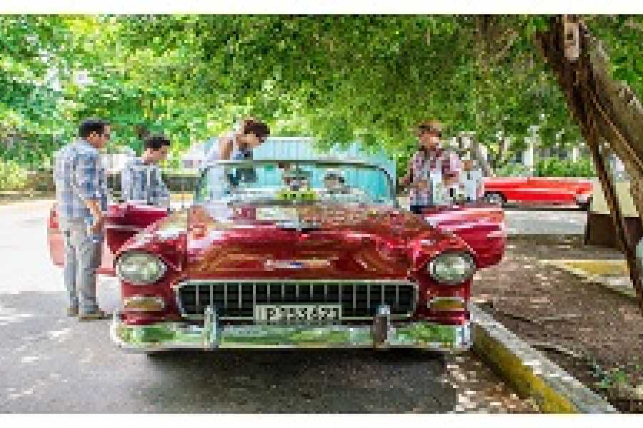 Cubyke Panorama tour in classic cars - PRIVATE