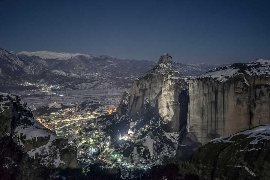 Visit Meteora Private Meteora by Night Photo Tour