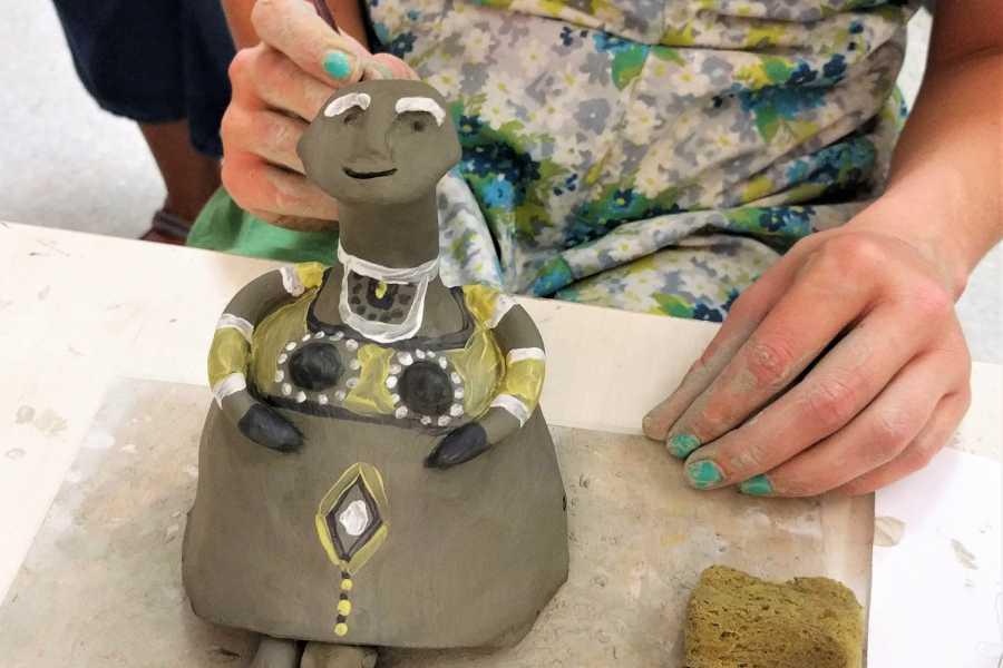 Grekaddict Make Your Own Souvenir Workshop in Athens