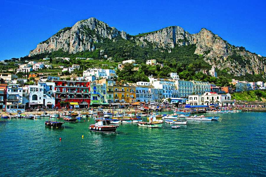 HP Travel Sorrento Coast, Capri and Anacapri - Exclusive Tour from Sorrento