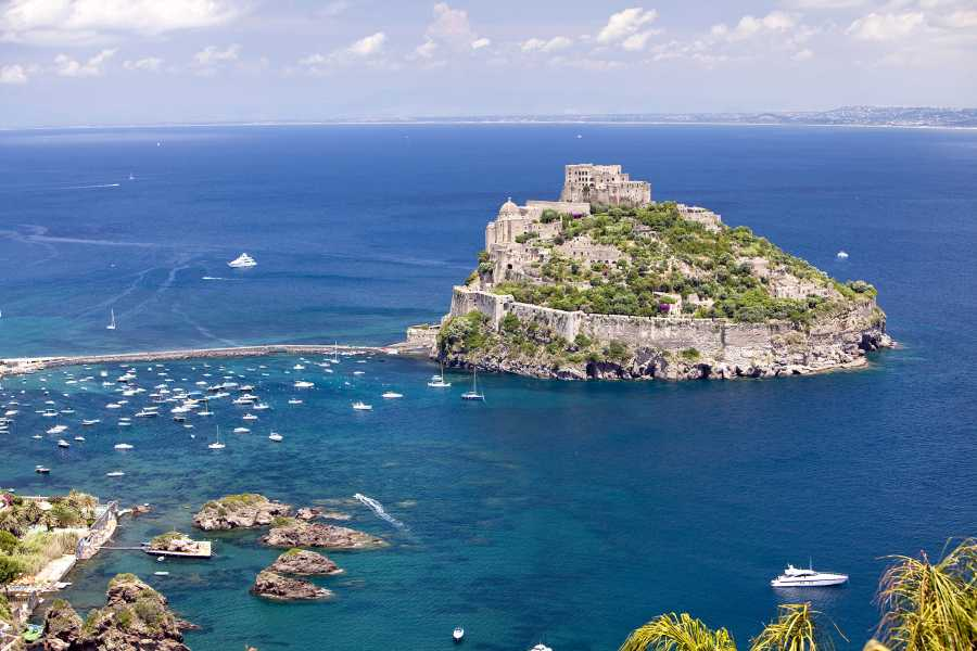 HP Travel Ischia and Procida Boat Experience from Sorrento