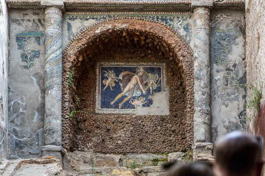Travel etc Passeggiata a Pompei con Guida Ufficiale e Biglietto Incluso