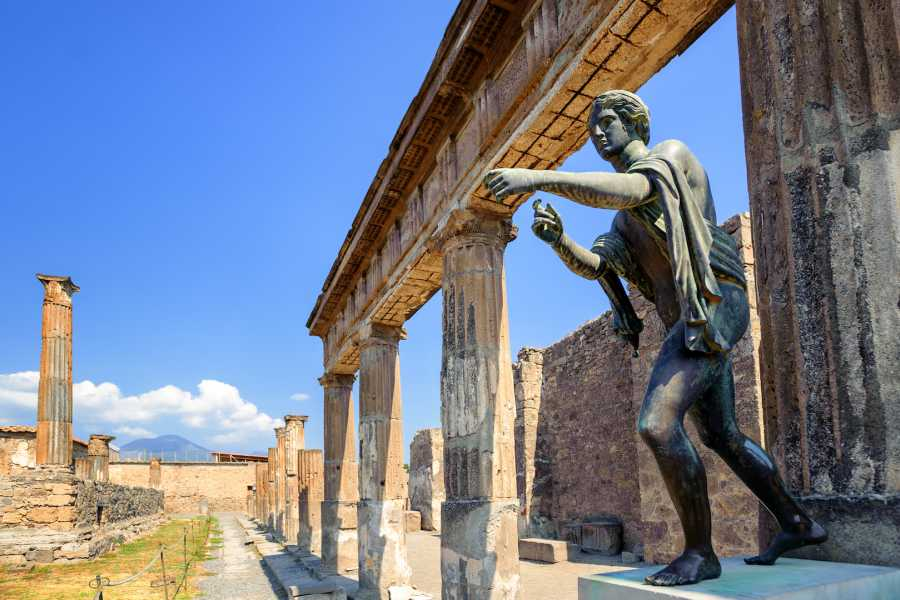 Travel etc Pompeii Walking Tour