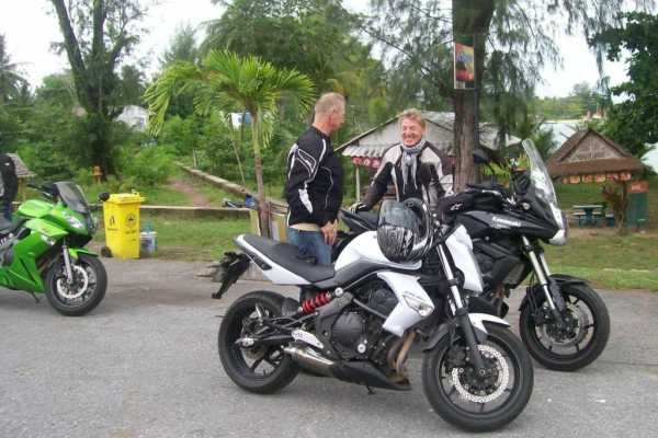 15 Day Motorbike Tour