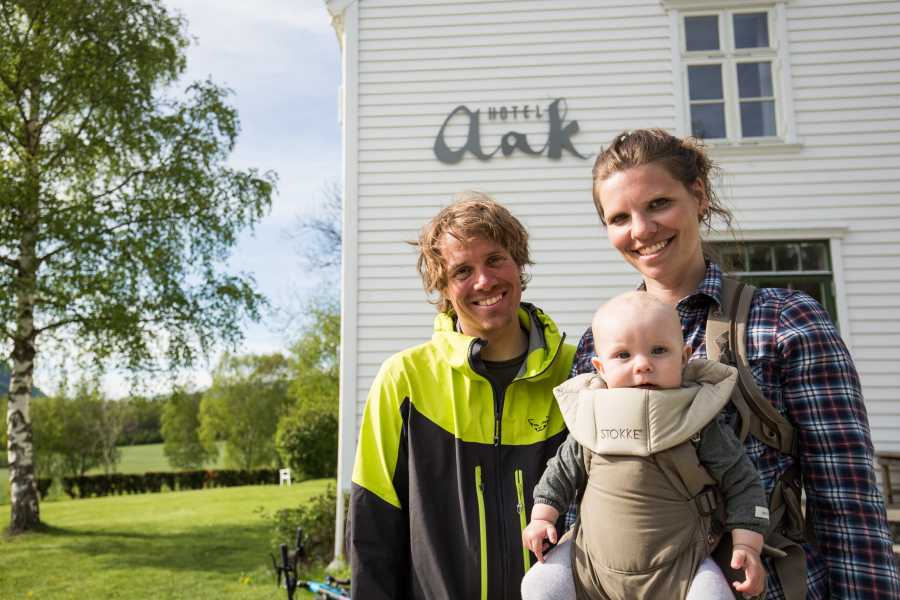 Hotel Aak Easter in Romsdalen