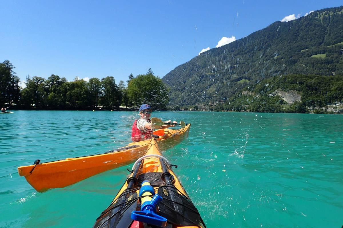 Hightide Kayak School Family Fun Kayak Session