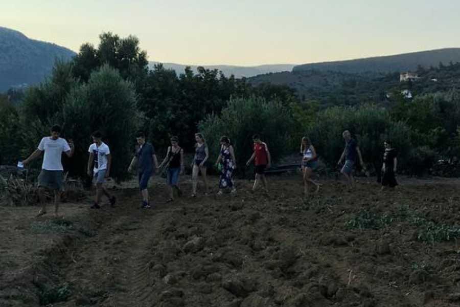 Grekaddict Kampos Food Tour in Chios