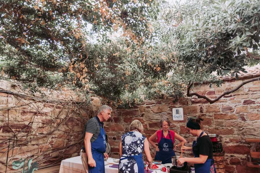 Grekaddict Chios Cooking Class