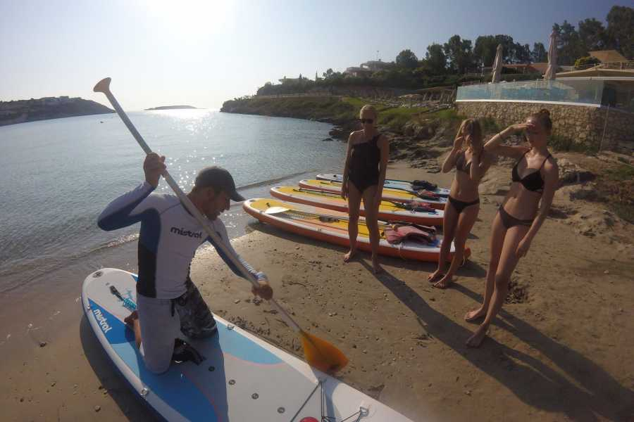 Destination Platanias SUP & SNORKLINGSTUR- MORGON