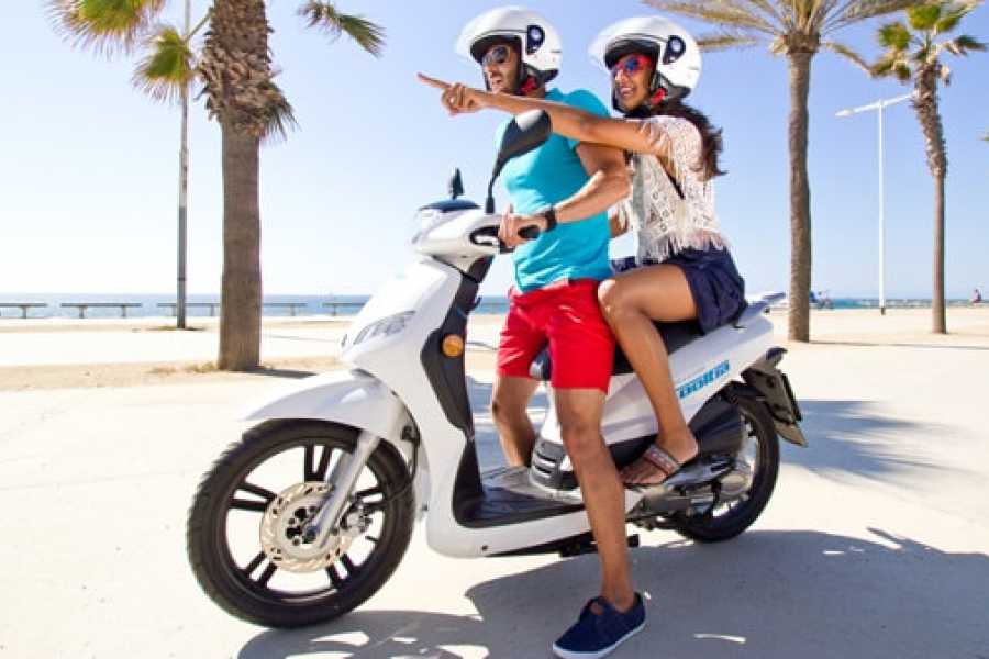 Tour Guanacaste Scooter rental