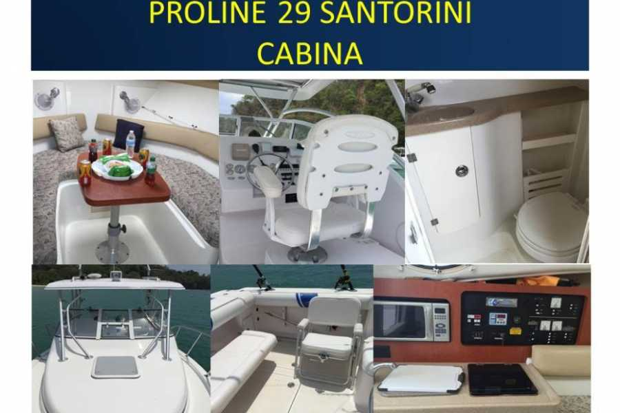 Krain Concierges PROLINE 29,6 SANTORINI Sport Fishing Charter