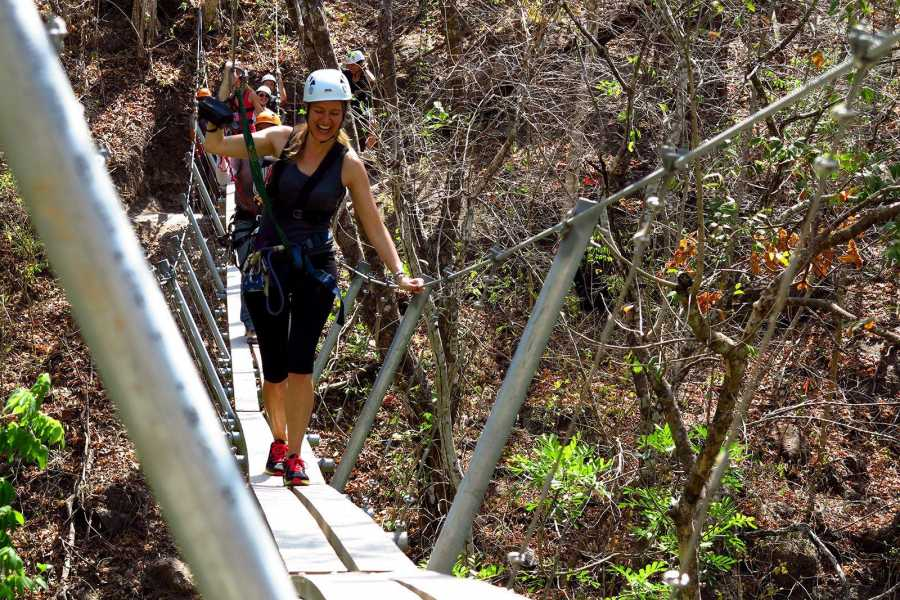 Tour Guanacaste Rio Perdido Exploration Day