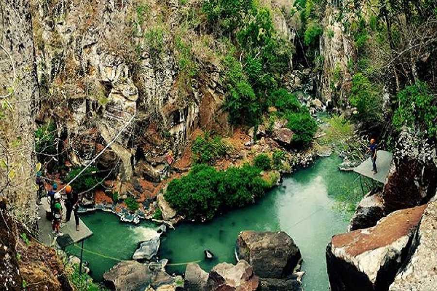 Tour Guanacaste Rio Perdido Exploration Day Pass