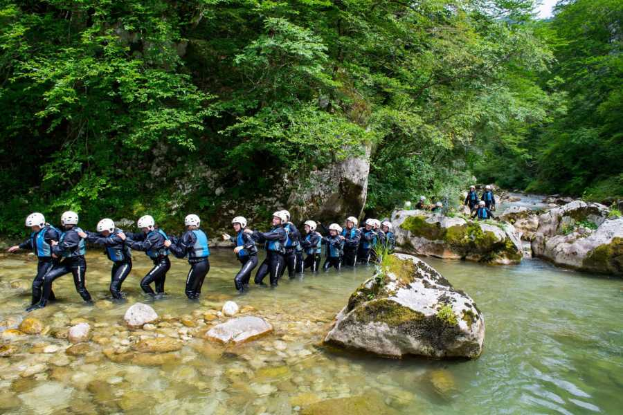Visit Konjic Canyoning + Rafting tour