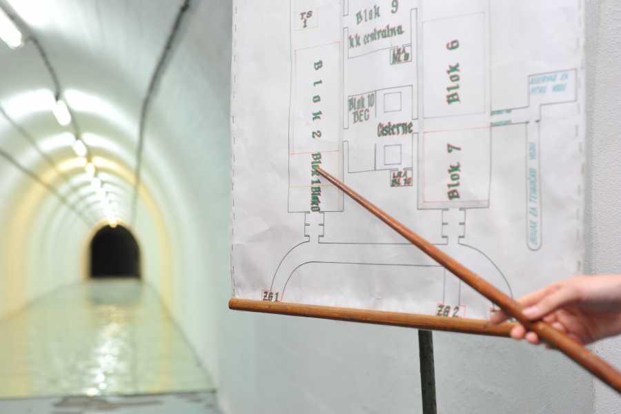 Visit Konjic Tito's bunker + Hydrospeed