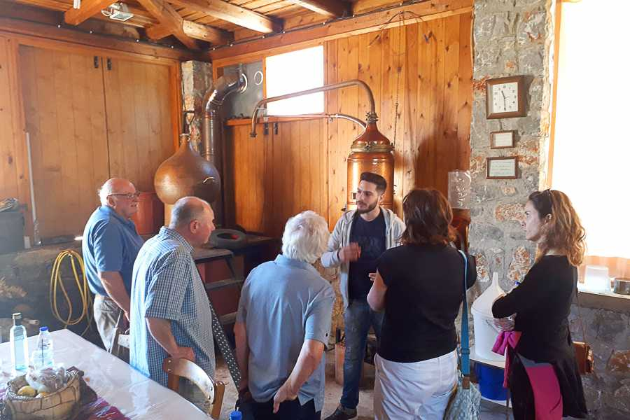Grekaddict Food and Local Products Tour of Chania