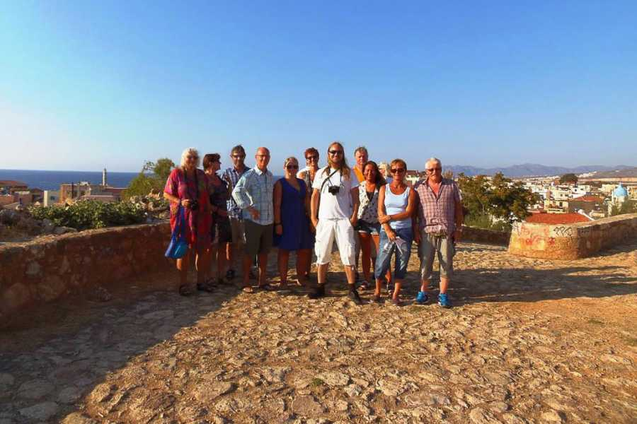 Grekaddict Chania Walking Tour