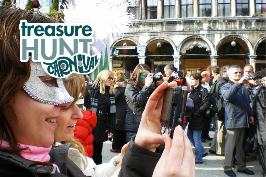 Venice Tours srl Carnival Treasure Hunt (from Piazzale Roma)