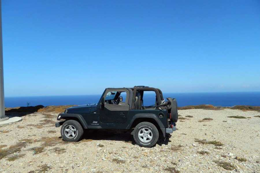 Grekaddict Jeep Safari at Mykonos