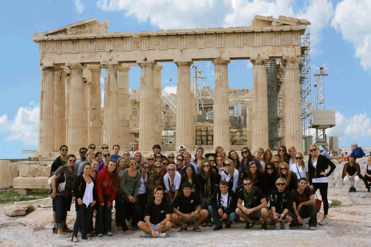 Bus2Alps AG Florence 2 Greece Island Hopping