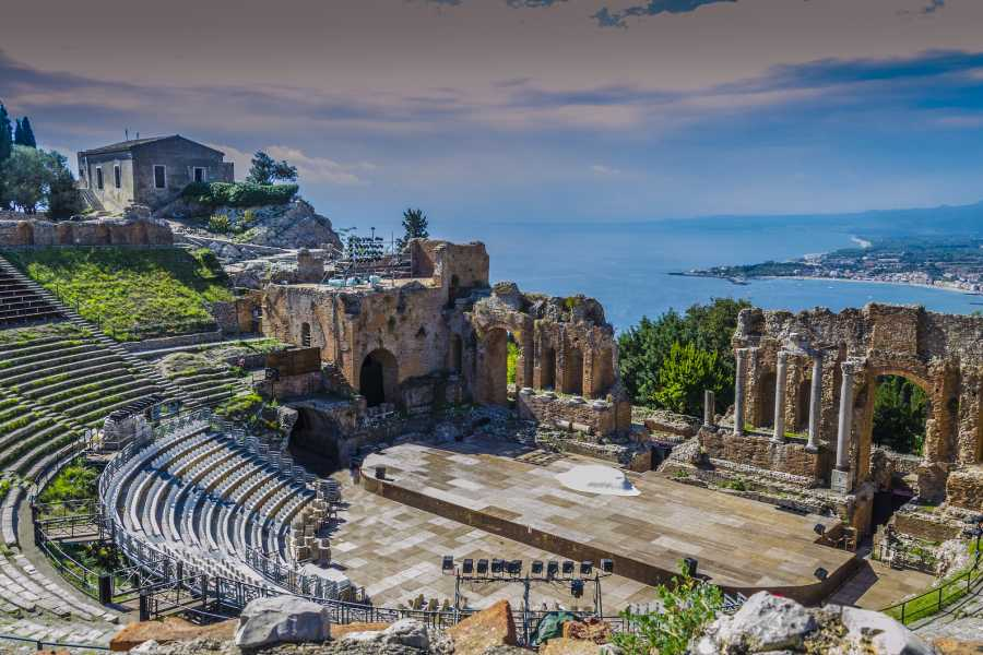Nature Trips Splendor of Sicily 8 Days Tour - from Catania