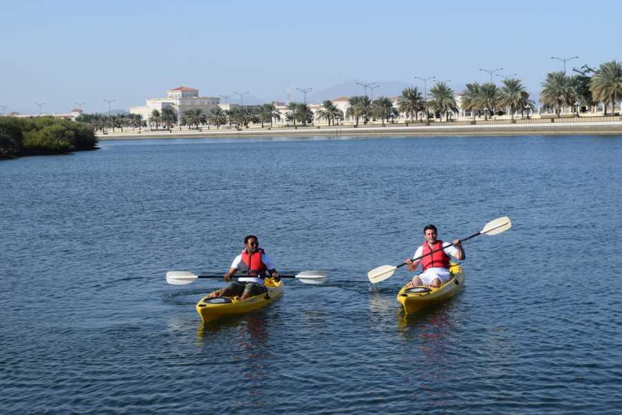 Absolute Adventure Kalba Kayak