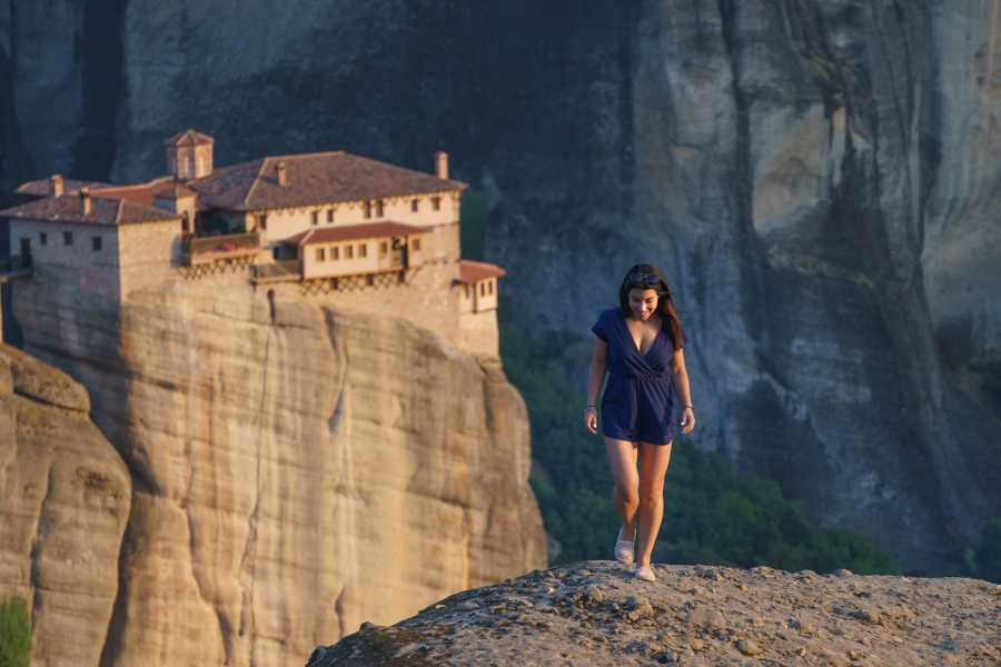 Visit Meteora Private Meteora Photo Shoot