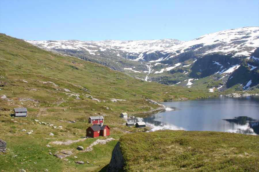 Juklafjord -Jondal Tourist Information 5-Våhaug-Tostøl