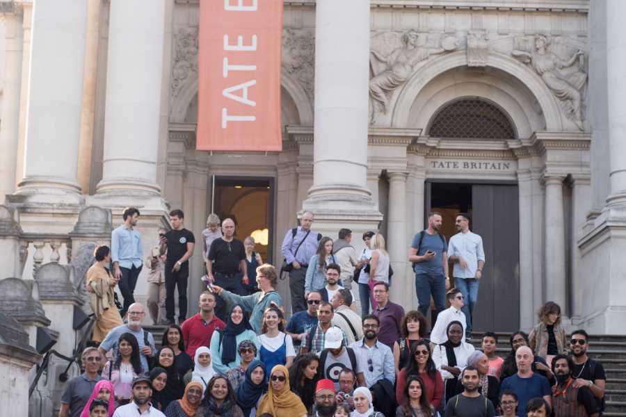 Halal Tourism Britain Tate Britain