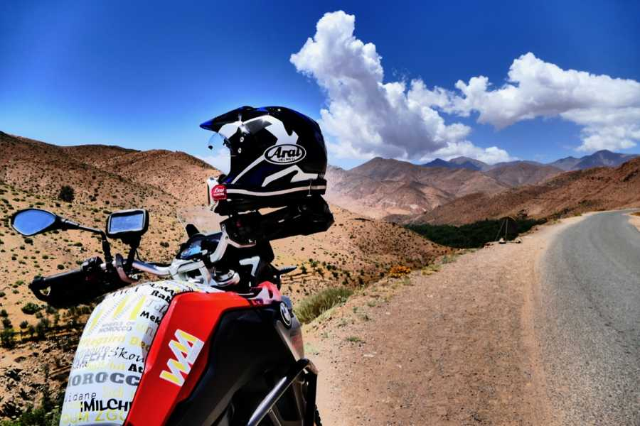 Wheels of Morocco Explore Morocco with Billy Biketruck - 9 days