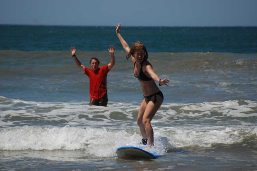 Tour Guanacaste Playa Grande Surf Lessons