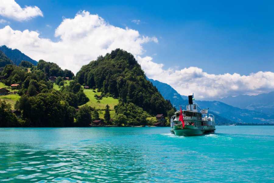 Brienz Sailing Tours Cruise B - (departing from Brienz)