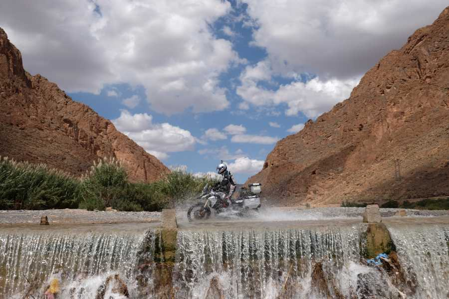 Wheels of Morocco Atlas to Sahara  - from Marrakesh
