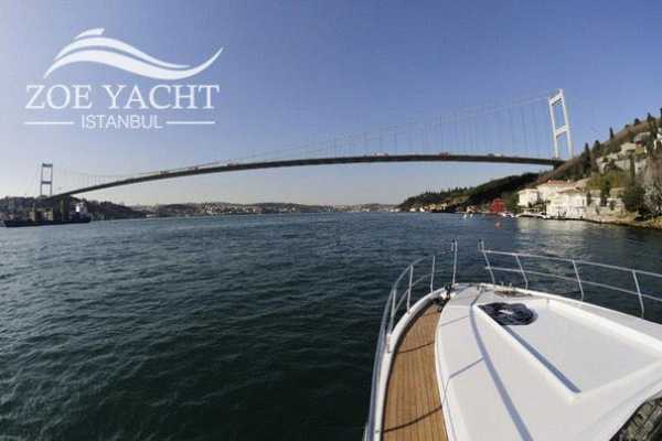 2 hour Bosphorus Sunset Cruise on a Private Yacht
