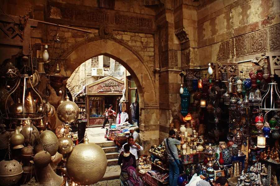 Marsa alam tours Tagestour altes Kairo mit Mohamed Ali Mosque und Old Bazaar