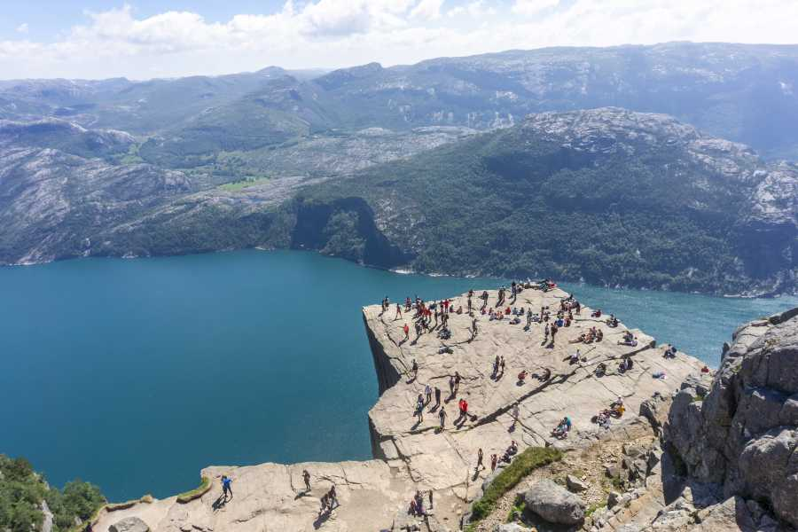 Outdoorlife Norway AS Preikestolen Classic Private Hike